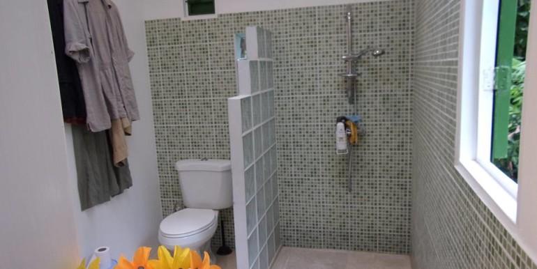 cabina SDB côté douche
