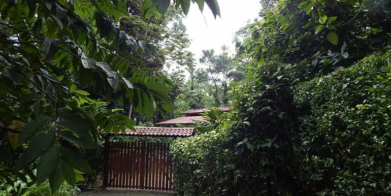 Casa Rondon 1 Front Gate