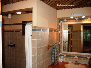 bathroom lodge