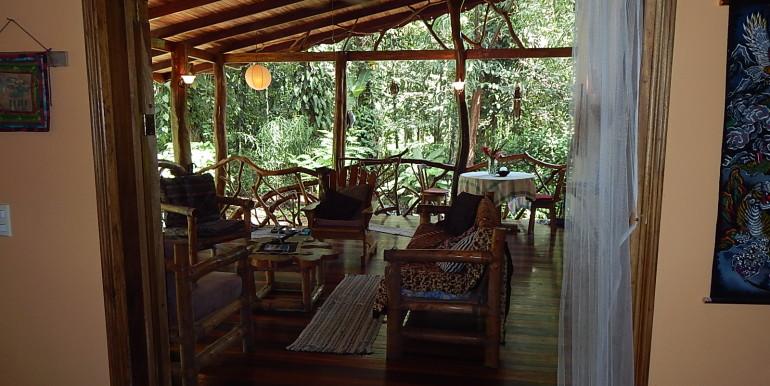 Casa Rondon 5 Terrace View